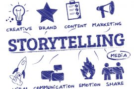 Storytelling Grafik