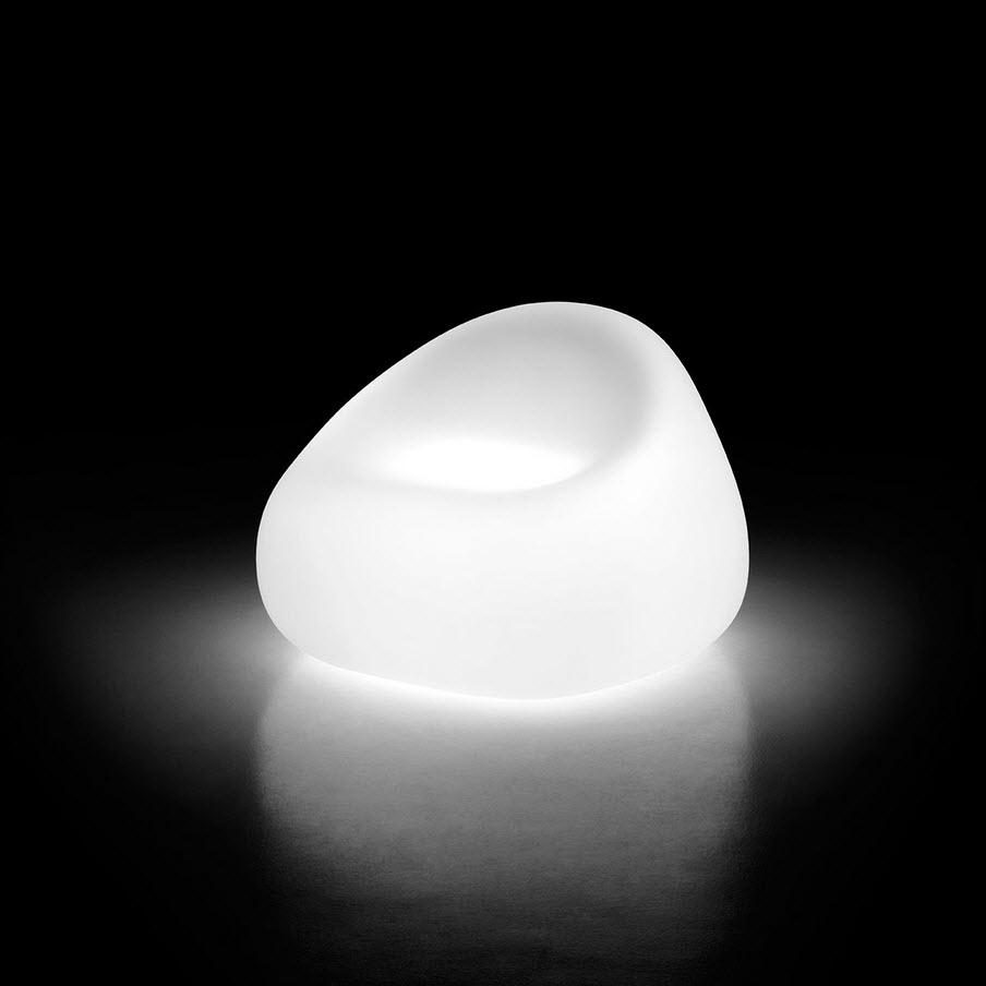 GUMBALL ARMCHAIR LIGHT Stuhl