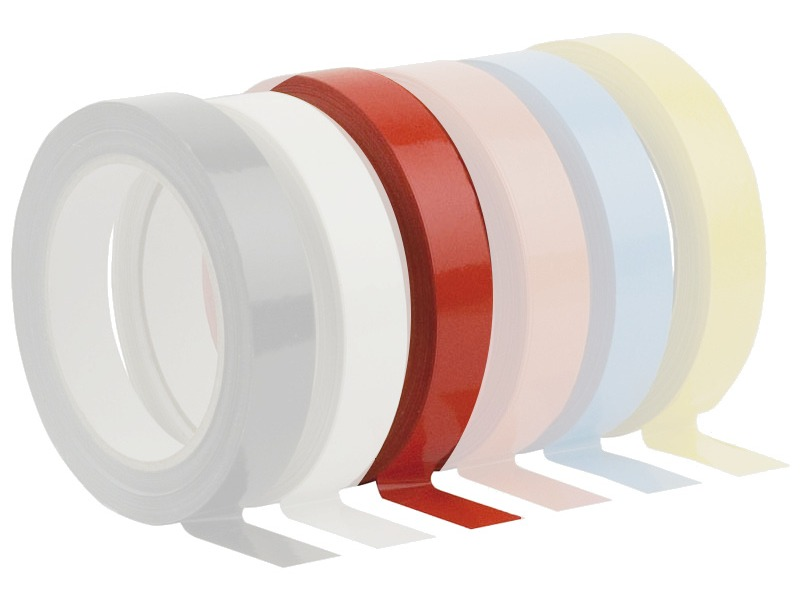PVC Tape 19mm 66mtr red