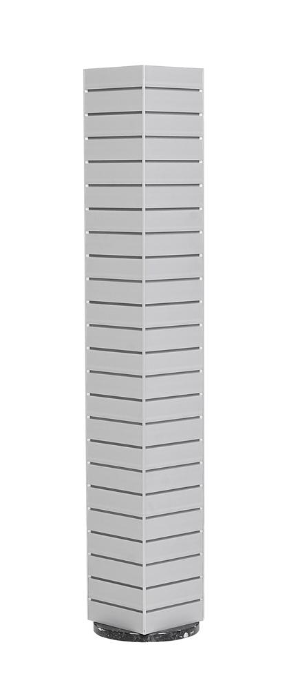 KS Lamellenwand Tower drehbar mit Fuß