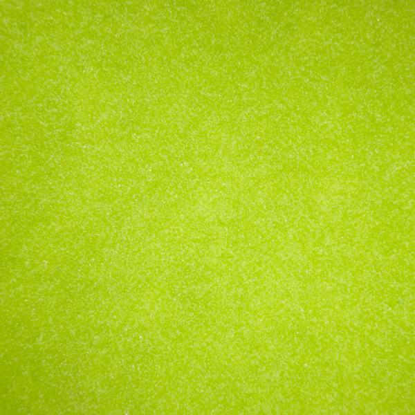 Velours Messeteppich Budget hellgrün