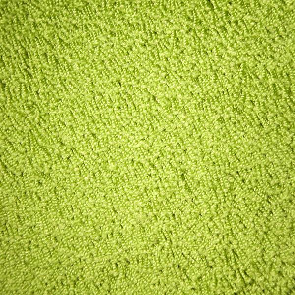 Hochflor Messeteppich Standard hellgrün