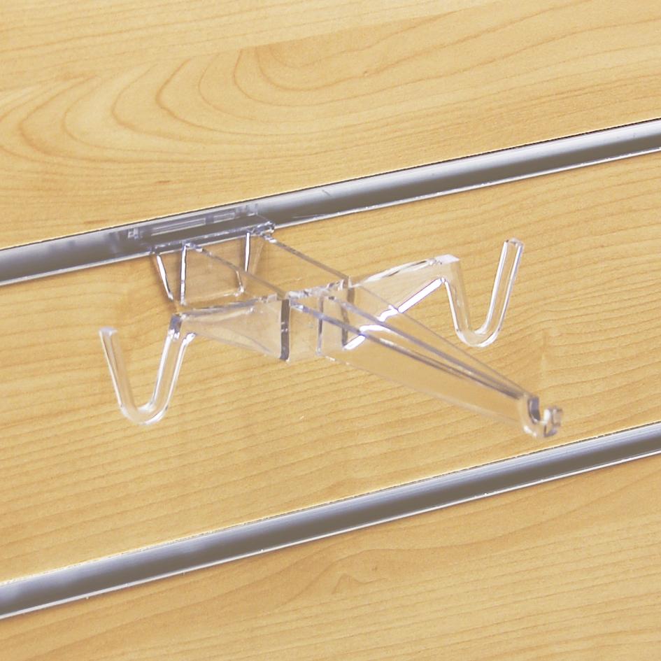 Slatwall Brillenhalter für offene Präsentation