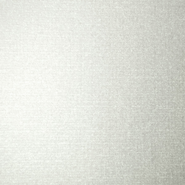 Velours Messeteppich Classic silber