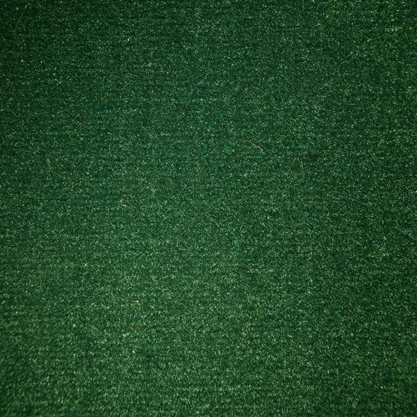 Velours Messeteppich Classic dunkelgrün
