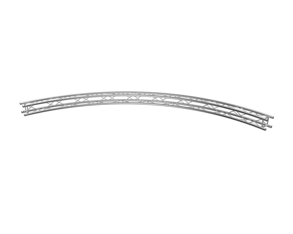 F14 Dekotraverse Kreisstück für Ø 3,0m 90°