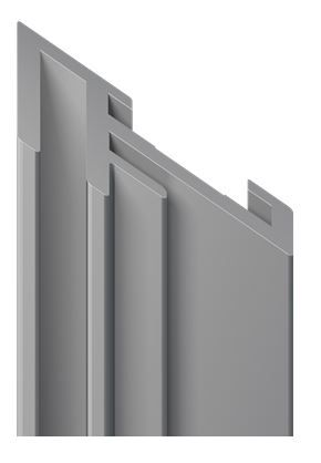 OCTAWALL CUSTOM Spannrahmen-Profil 435mm