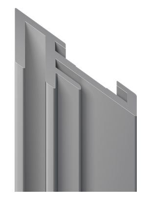 OCTAWALL CUSTOM Spannrahmen-Profil 2475mm