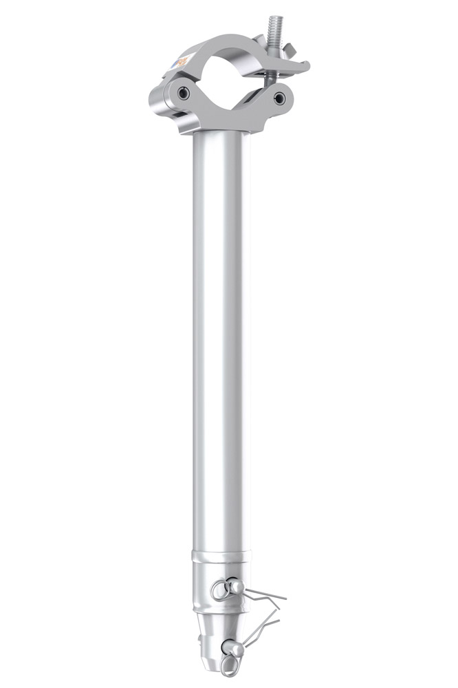 Half Coupler Spacer 48-51/50/500kg 330mm PL