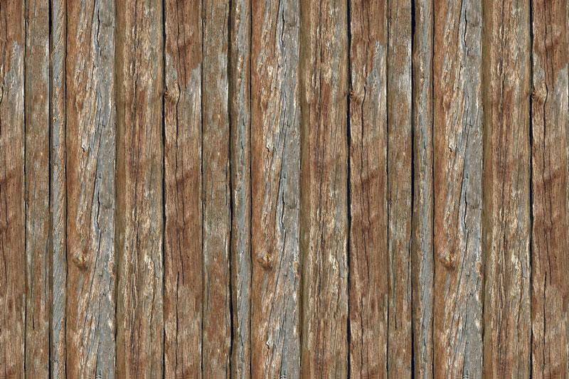 Messeteppich bedruckt Holzdiele