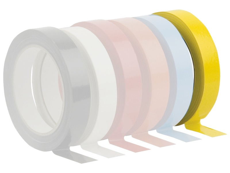 PVC Tape 19mm 66mtr yellow