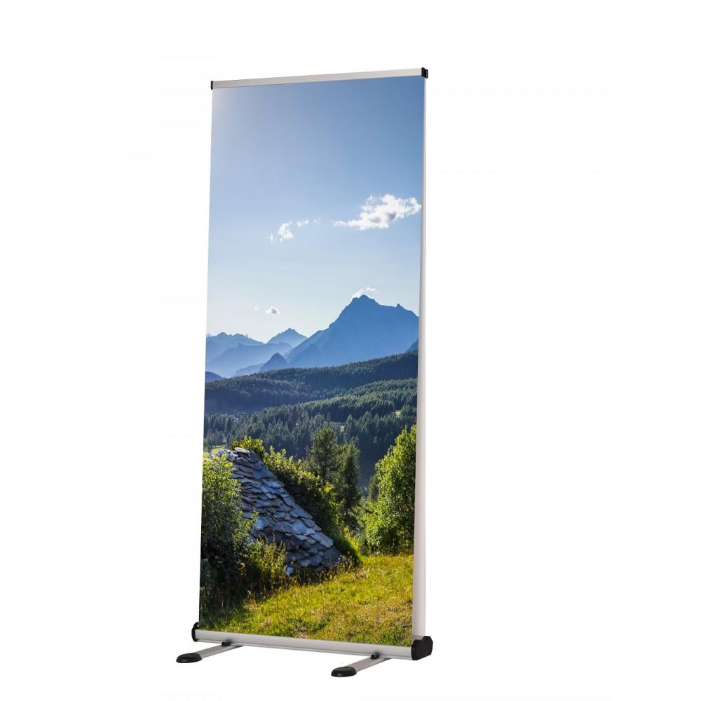 Roll-Banner Open-Air