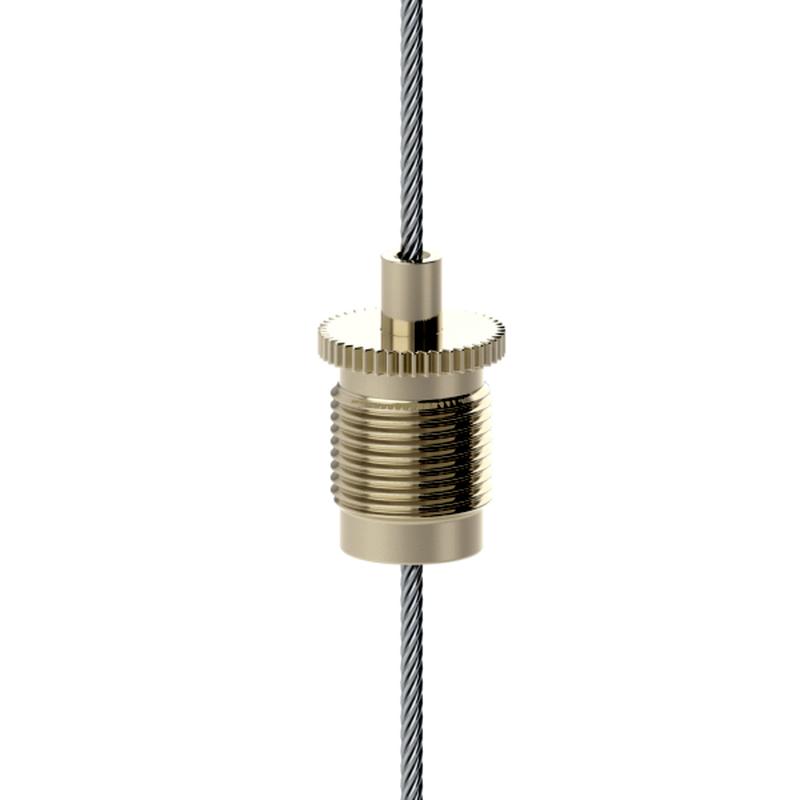Drahtseilhalter Gripper 20, M13x1