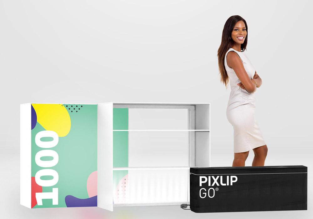 Pixlip Go Counter L-White