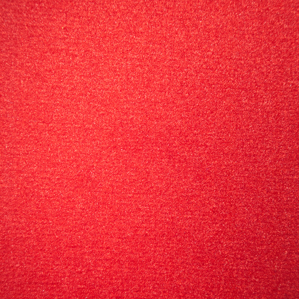 Velours Messeteppich Classic rot