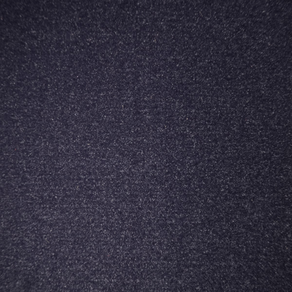 Velours Messeteppich Classic dunkelblau