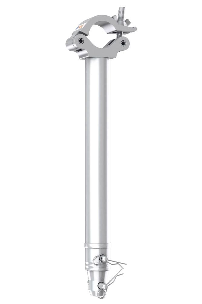 Half Coupler Spacer 48-51/50/500kg 330mm