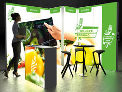 Messestand Sets