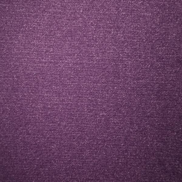 Velours Messeteppich Classic violett