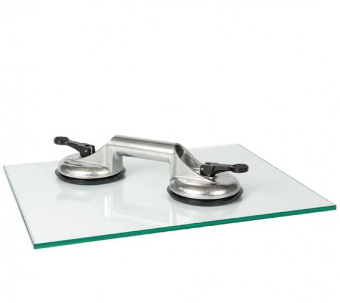Veribor® 2-Kopf Saugheber Aluminium
