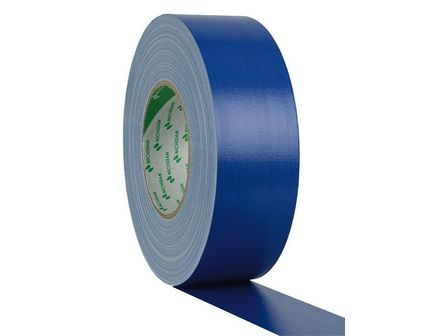 Showtec Gaffa Tape 50 mm, 50 m, Blue