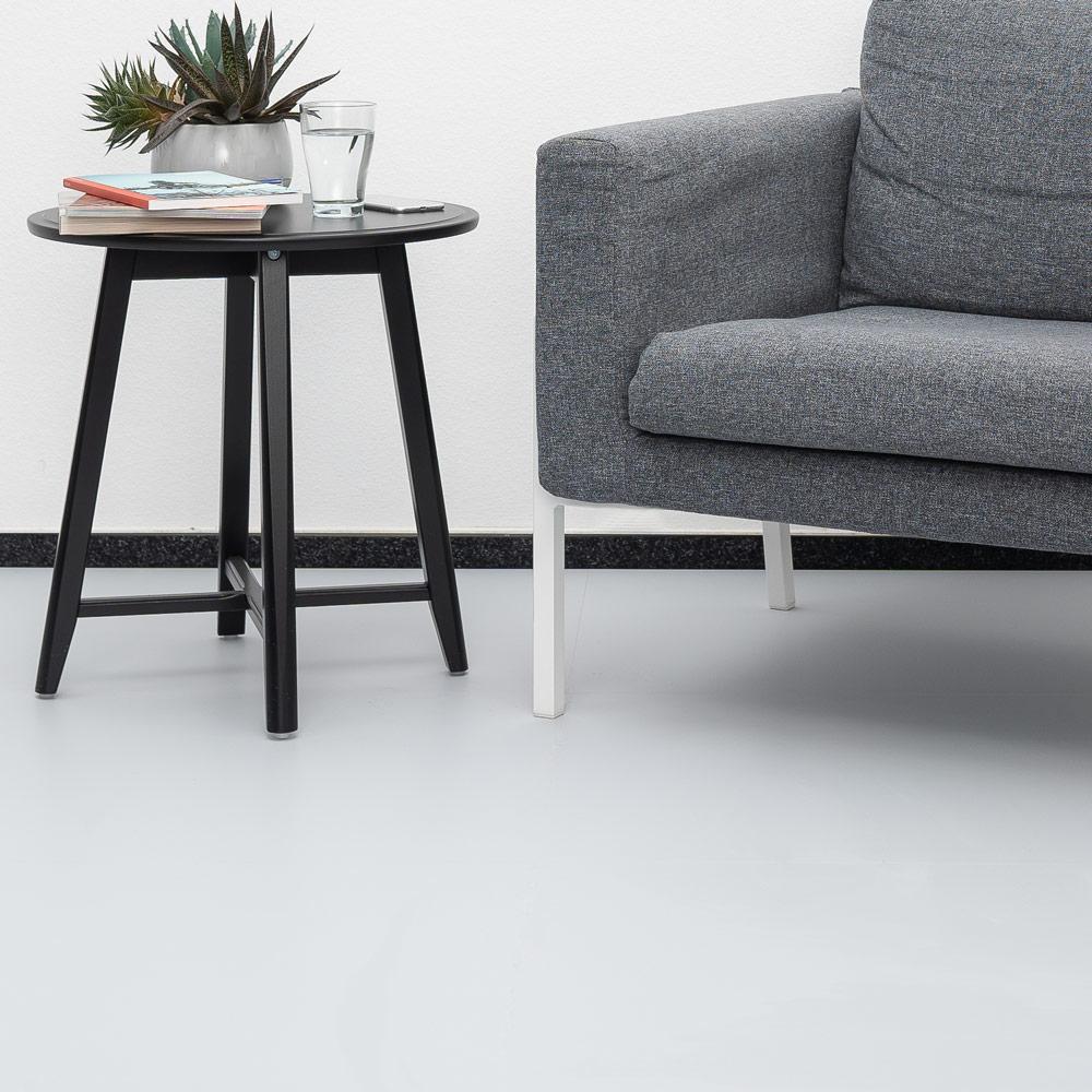 Laminat grau matt ohne Fuge - XL Format