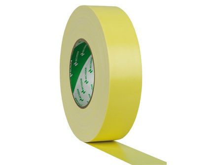 Showtec Gaffa Tape 38 mm, 50 m, Yellow