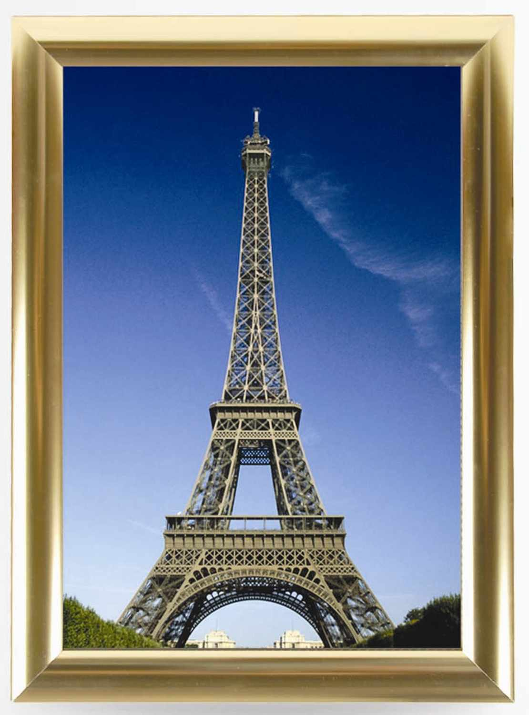 Plakatrahmen gold, 25mm Gehrung
