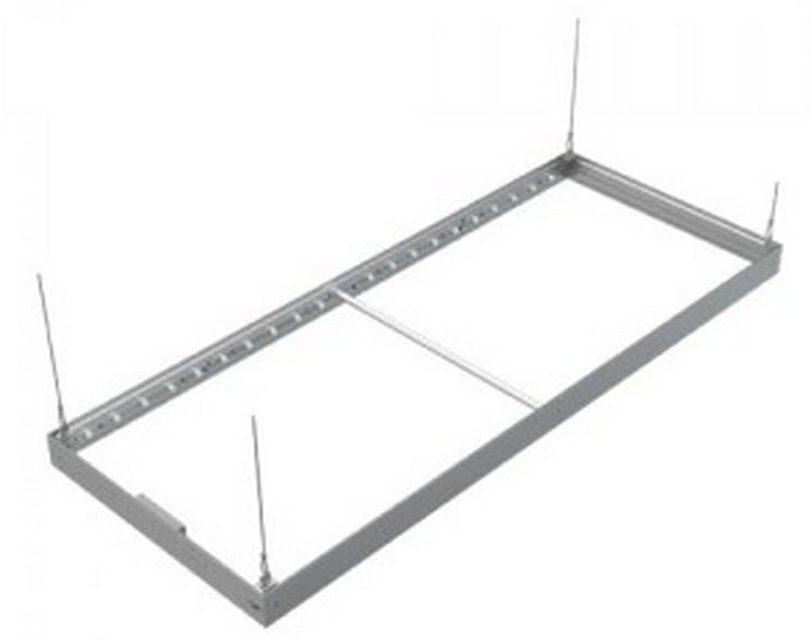 Leuchtwandelement 1000 x 2480 mm zur horizontalen Abhängung