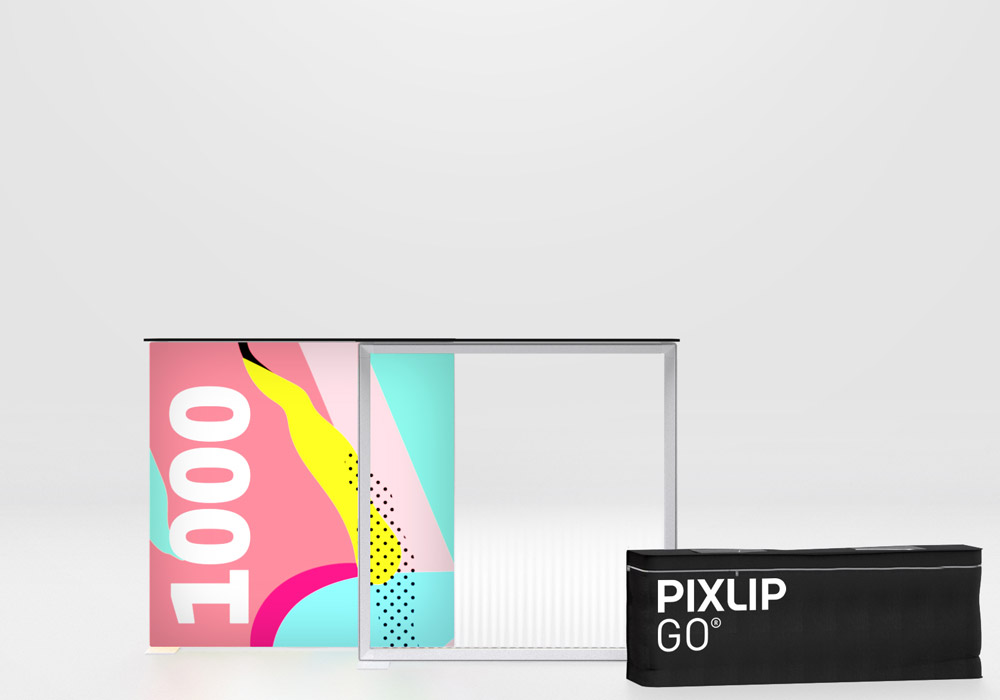 Pixlip Go LED Counter