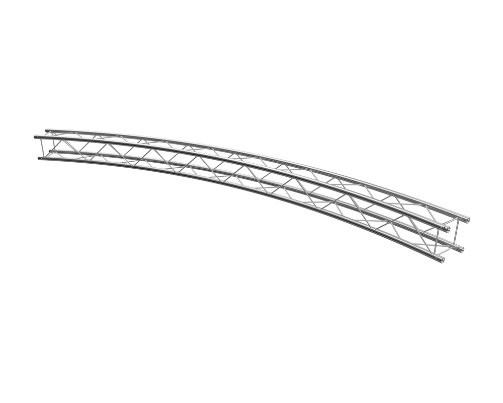 F24 Dekotraverse Kreisstück für Ø 9,0m 45°