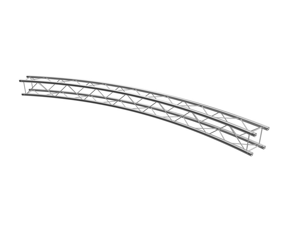 F24 Dekotraverse Kreisstück für Ø 6,0m 60°