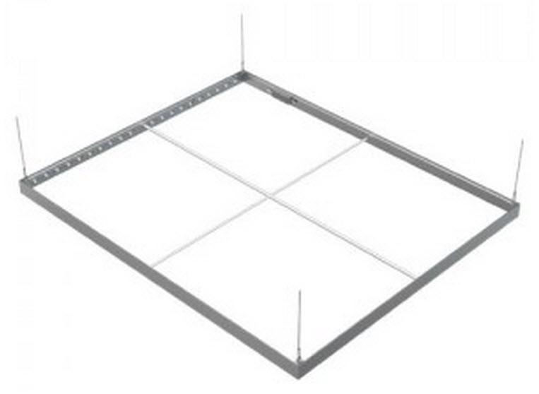 Leuchtwandelement 3000 x 2480 mm zur horizontalen Abhängung