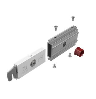 MAXIMA Adapter mit Sicherheits-Spannschloss
