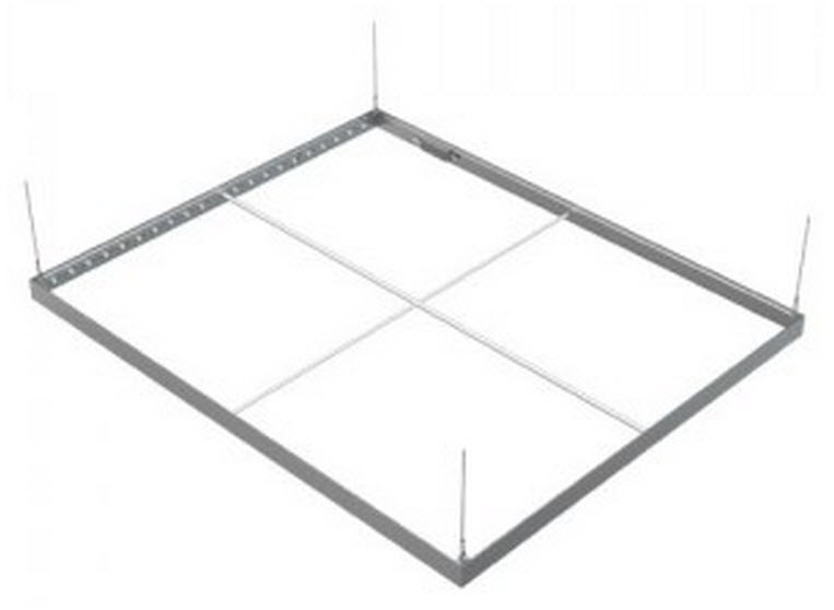 Leuchtwandelement 3000 x 2480 mm zur Wandanbringung