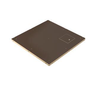 OctaClassic Floor Sandwichplatte 998x998mm mit Aussparung