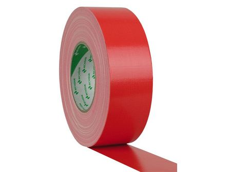 Showtec Gaffa Tape 50 mm, 50 m, Red