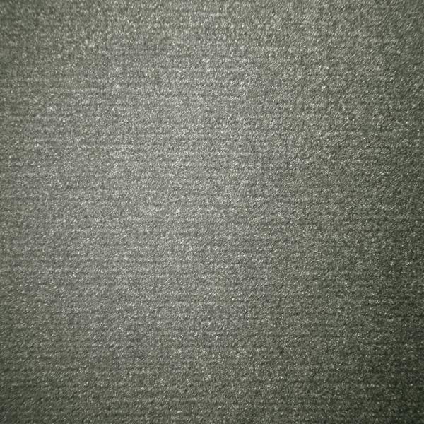 Velours Messeteppich Classic grau