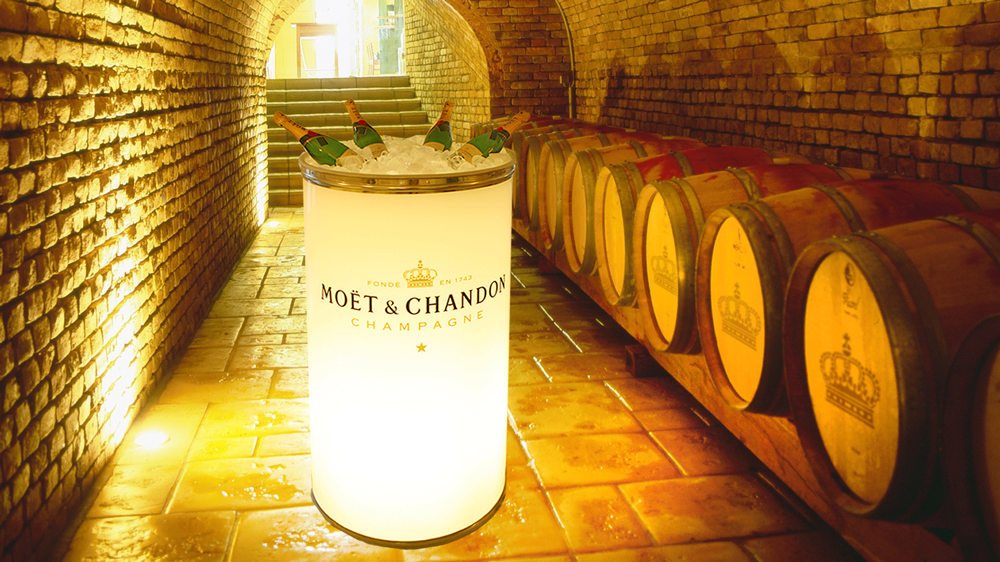 Champagner Bowl TUUBA