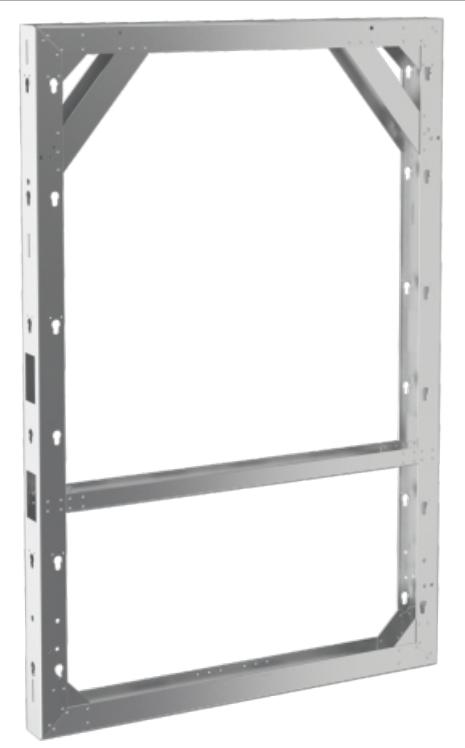 Rahmenelement 1485 x 990 mm
