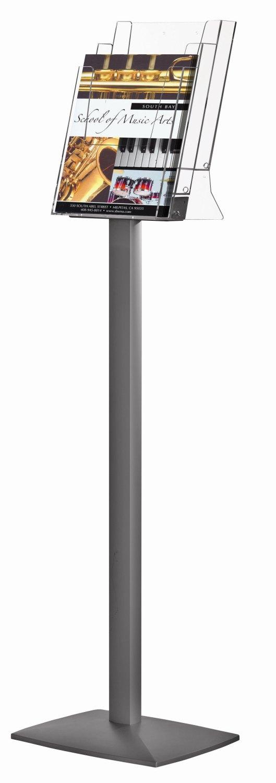 Boden Prospektständer Pillar
