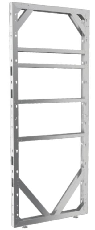 Rahmenelement 2475 x 990 mm