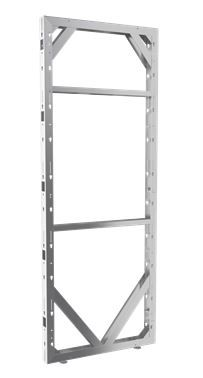 OCTAWALL CUSTOM Rahmenelement 2475 x 950 mm