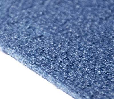 Rips Teppich für den Messebau